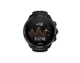 Suunto Spartan Sport Wrist HR All Black Multisport GPS Watch (SS022662000)