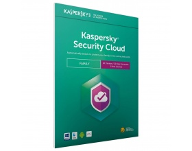 Kaspersky Security Cloud 2018- Personal | 20 Devices | 1 Year |