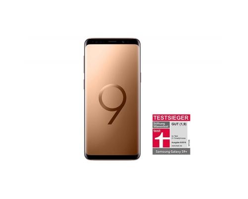SAMSUNG GALAXY S9+ 64GB Gold EU + 128GB Memory Card