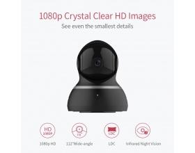YI 1080p Dome Camera HD YI93011 black YI93011