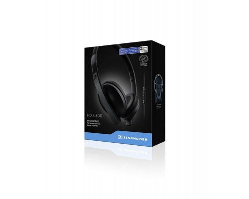 Sennheiser HD-2.30 G Black