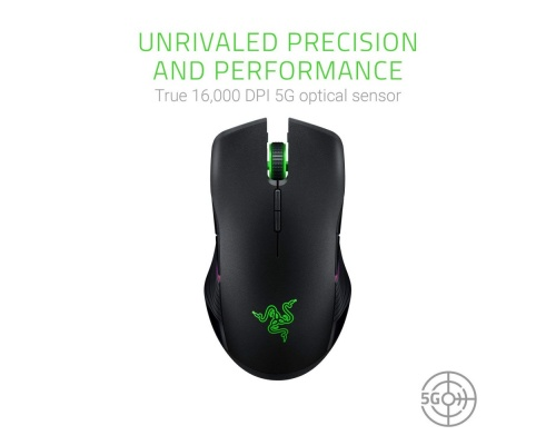 Razer Lancehead Wireless Gaming Mouse