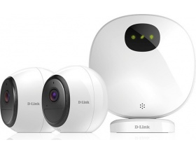 D-Link mydlink Pro Wire-Free Camera Kit DCS-2802KT-EU