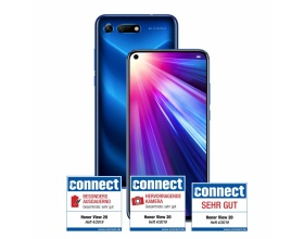 Honor View 20 (256GB) Phantom Blue + Free HONOR Protective Cover