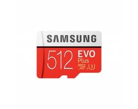 Samsung MB-MC512G memory card 512 GB MicroSDXC Class 10 UHS-I(MB-MC512GA/EU)