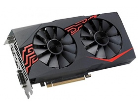 ASUS EX-RX570-O4G Radeon RX 570 Expedition OC