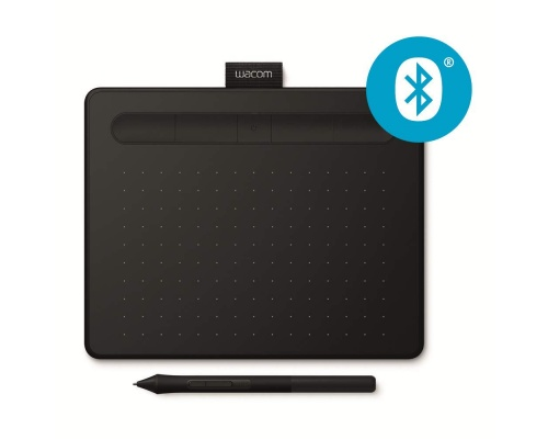 Wacom Intuos S Bluetooth black   CTL-4100WLK-N