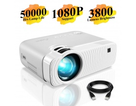 ELEPHAS 1080P MINI PROJECTOR GC333