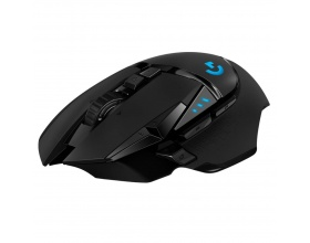 Logitech G502 LightSpeed Wireless 16000 DPI Right-hand Black
