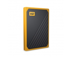 Western Digital My Passport Go 500 GB Black,Yellow WDBMCG5000AYT-WESN
