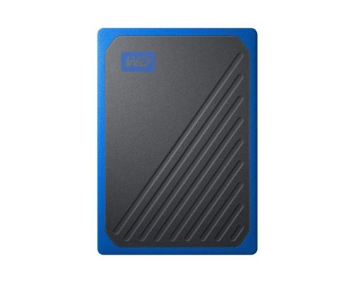 Western Digital MyPassport Go 500GB Cobalt