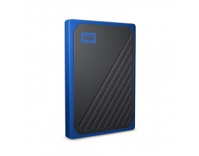 Western Digital MyPassport Go 500GB Cobalt