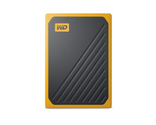 Western Digital My Passport Go 500 GB Black,Yellow WDBMCG5000AYT-WESN