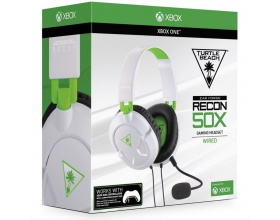 Turtle Beach Ear Force Recon 50X White TBS-2304-02