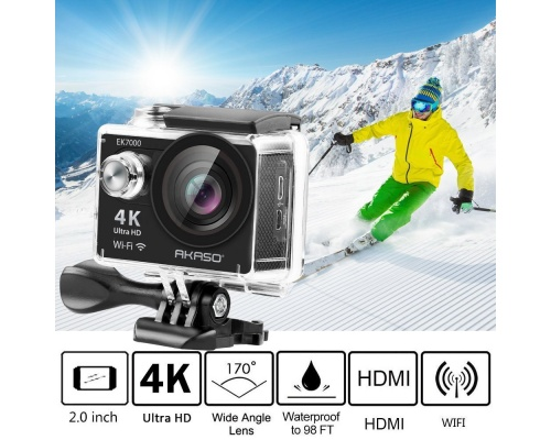 AKASO EK7000 4K WiFi