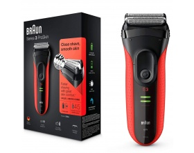Braun Series 3 3030s Red