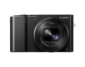 Panasonic - Lumix DMC-TZ100 Black