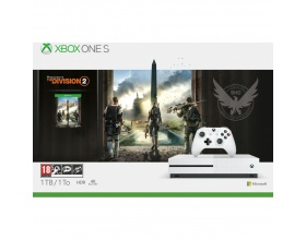 Microsoft Xbox One S 1TB & Tom Clancy's The Division 2