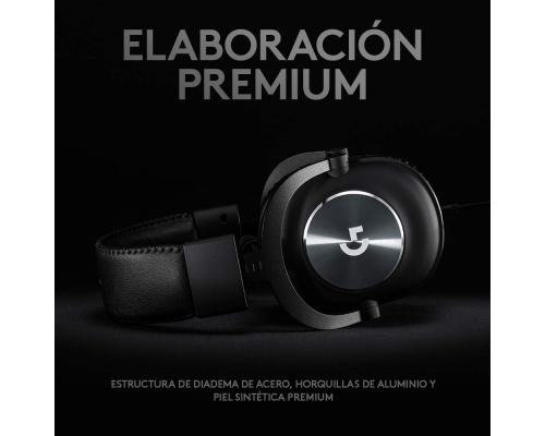 Logitech G Pro X Black