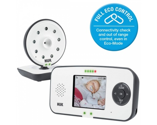 NUK 550VD Video Baby Monitor