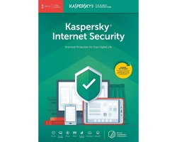 Kaspersky Internet Security 2020 1 User - 1 Year - Multi-Device - Ηλεκτρονική Άδεια