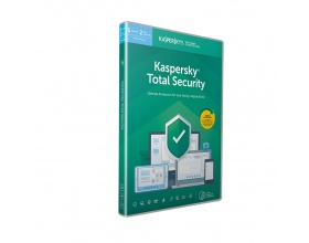 Kaspersky Total Security 2020 (5 Devices, 1 Year ) Retail Box (PC/Mac/Andro