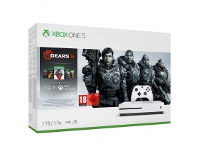 Microsoft XBOX One S 1TB Gears of War 5 White