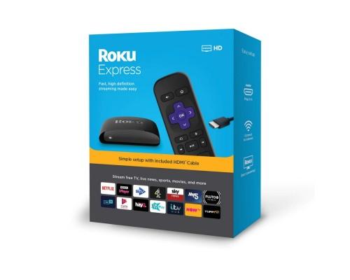 Roku Express Streaming Player 3930EU