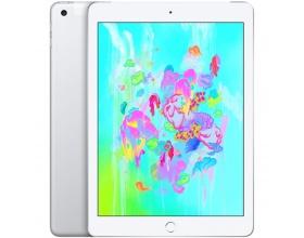 "Apple iPad 9.7"" 2018 Wi-Fi and Cellular (128GB) Silver EU"