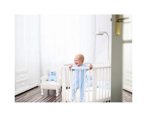 Motorola Halo+ Wi-Fi HD Ενδοεπικοινωνία μωρού με έγχρωμο monitor LCD 4.5'' & κατευθυνόμενη κάμερα