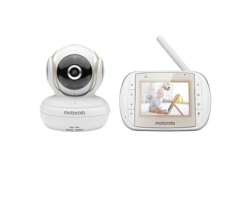 "MOTOROLA MBP30A Baby Monitor με έγχρωμη οθόνη 3"""