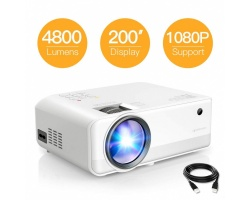 Apeman LC550 Portable Mini Projector 1080P