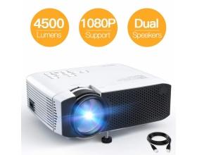 Apeman LC350 Portable Mini Projector 1080P