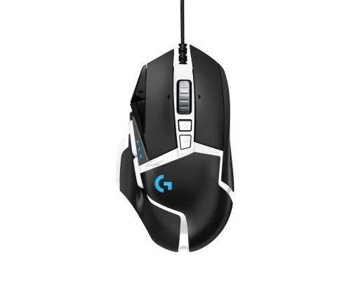 Logitech G502 SE Hero Black & White