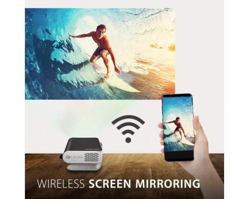 ViewSonic M1 υπέρ-φορητός LED DLP VWSM1