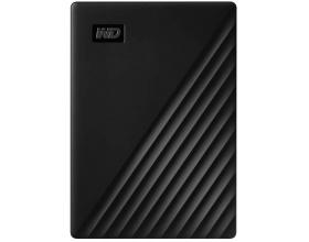 Western Digital My Passport 5TB black HDD USB 3.0 new