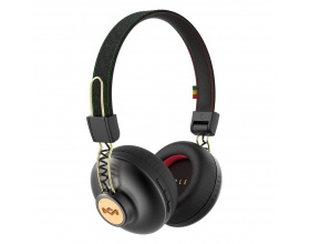 House of Marley Positive Vibration 2 Wireless Black