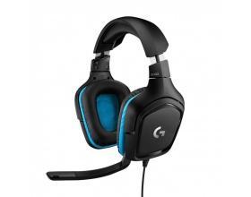 G432 7.1 Surround Sound Gaming Headset (981-000770)