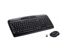 Logitech Wireless Desktop MK330 920-003970 UK Layout