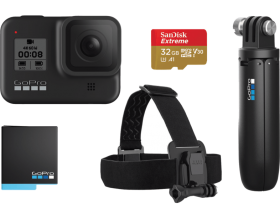 GoPro HERO8 Black Special bundle