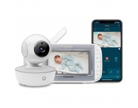 Motorola MBP846CONNECT Video Baby Monitor 4.3""