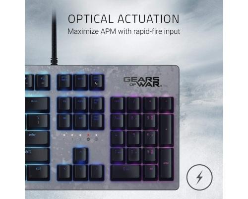 Gaming Keyboard Razer Huntsman Gears of War 5 Edition (US Layout)