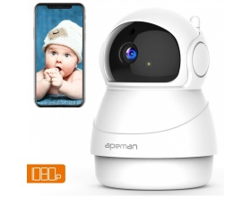 APEMAN WiFi Camera Baby Monitor 1080P IP ID73