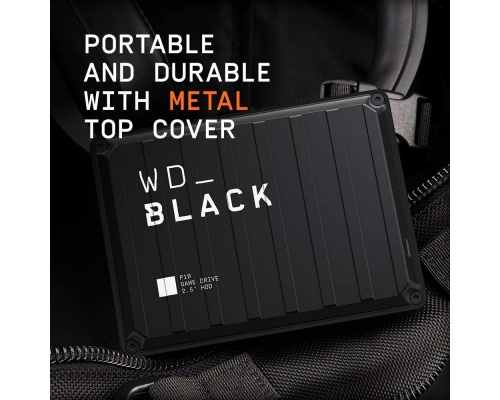 Western Digital WD_BLACK P10 Game 5TB