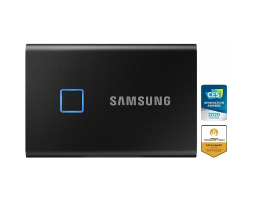 Samsung T7 Touch 1TB Black