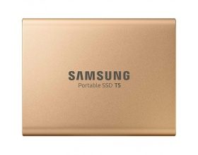Samsung Portable SSD T5 1TB Gold