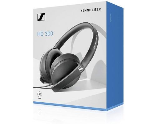 Sennheiser HD-300 (μαύρο)