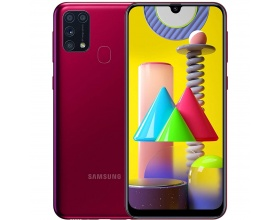 Samsung Galaxy M31 (64GB) Red
