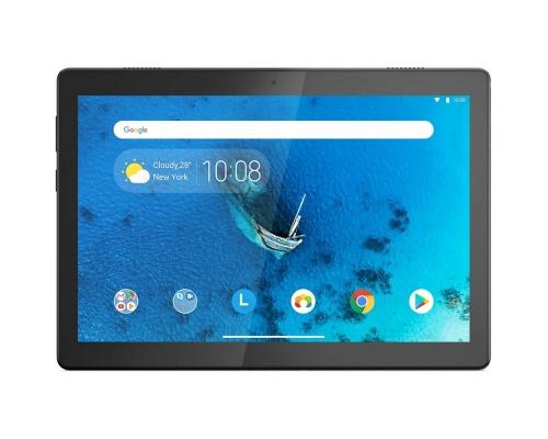 """Lenovo Tab M10 16 GB 25.6 cm (10.1"""") Qualcomm Snapdragon 2 GB Wi-Fi 5 (802.11ac) Android 9.0 Black"""