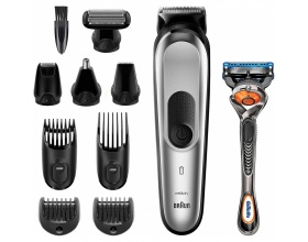 Braun All-in-One Trimmer 7 10 in 1 Styling Kit MGK7220